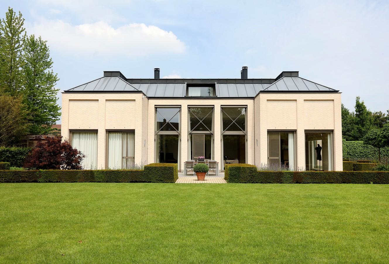 Eigentijdse villa met residentiële ligging immo marescaux
