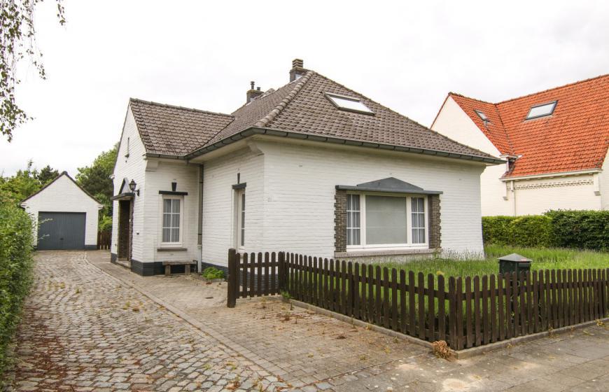 Alleenstaande gelijkvloerse woning immo marescaux for Verplaatsbare woning te koop