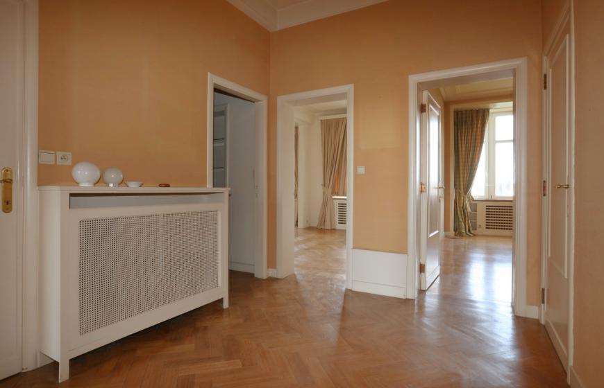 Marescaux Immobilien appartement centrum kortrijk in klassevolle deco residentie